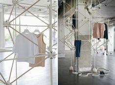 Cos SS13 lookbook & Milan pop upstore by Bonsoir Paris
