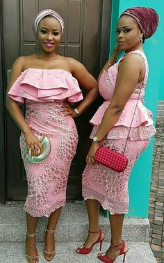💕Beauties @glitzallure_fabrics and @smallsss23.🌸🌸 #africansweetheartweddings…