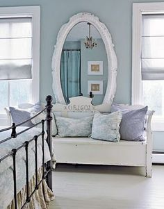 Perfect Shabby Chic Vintage Bedroom