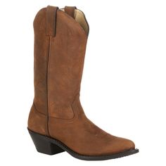 Women's Durango Classic Western Boots - Brown 8.5M, Size: 8.5
