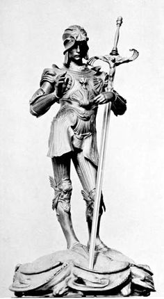Saint George by Sir Alfred Gilbert
