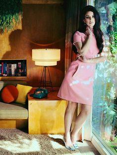 Lana Del Rey #LDR (recolored)