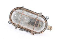 Antique Light Lamp Ex Industrial Cellar Loft Schildkrötenlampe 20th Century