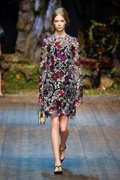 Dolce & Gabbana Fall 2014 Collection