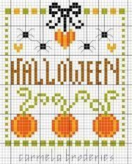 halloween crosstitchers - Google zoeken