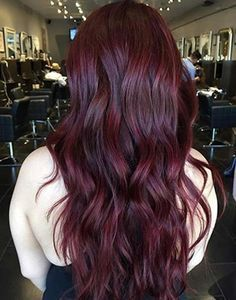 Mulberry Wine Hair Color | Get the perfect shade of Burgundy for you