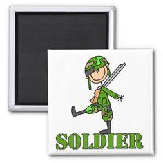 Soldier Stick Figure