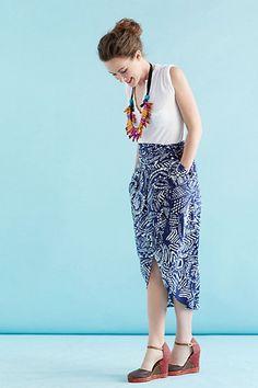 Maya Skirt #anthropologie