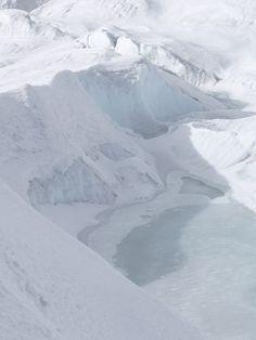 Matanuska Glacier - Cereal Magazine