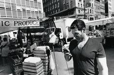 Lee Friedlander Captures the City's Hustle and Flow - NYTimes.com