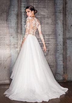 Vestido de noiva by Lucas Anderi