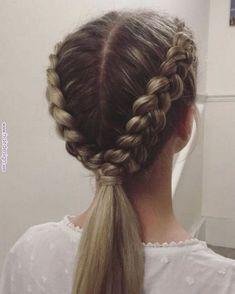 Blonde Braided Hairstyles #braidedhairstyles #braidedhairstylesforblackwomen #braidedhair #braidedhairstylestutorials #dutchbraids #frenchbraid #fishtailbraid #fishtail #hairstylesforshorthair Daily Hairstyles, Easy Hairstyles For Long Hair, Box Braids Hairstyles, Trending Hairstyles, Hairstyle Ideas, Beautiful Hairstyles, Short Hairstyles, Style Hairstyle, Wedding Hairstyle