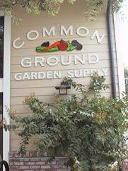 Common Ground Garden Supply, 559 College Avenue, Palo Alto, CA - GREAT Organic Gardening spot!