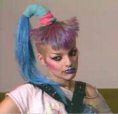 Nina Hagen - Mother of Punk Nina Hagen, Gothic Corset, Gothic Steampunk, Steampunk Clothing, Victorian Gothic, Steampunk Fashion, Gothic Lolita, Ladies Of Metal, Grunge
