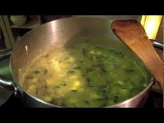 ▶ Ayurvedic Cooking - Warmth TV - Moong Daal Soup - YouTube