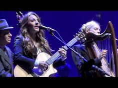 Old Ideas Tour ~ Leonard Cohen & The Webb Sisters, Coming Back To You ~  Amsterdam 8.21.2012