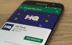 HQ Trivia Game Up For Pre-Registrations On Android Devices #Android #Google #news