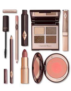 The Golden Goddess Makeup Look Gift Set