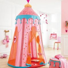 Must have little girl tent  Google Image Result for http://www.kidazy.com/wp-content/uploads/2009/07/tent_small.jpg