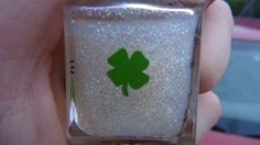 Four Leaf nail art decal set of 50 by SuperModCustomZ on Etsy, $5.00