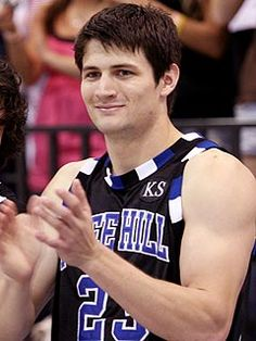 James Lafferty - Nathan Scott