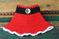 INSTANT DOWNLOAD Versatile Crochet Baby Skirt by TheBabyCrow