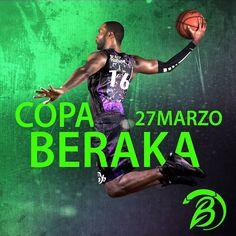 #CopaBeraka2014 Disfruta desde el 27 de marzo hasta el 2 de abril del Torneo de Apertura de la Copa Beraka 2017. Una semana llena de baloncesto con jugadores profesionales show de clavadas y competencia de triples. a partir de las 6:00p.m Entrada totalmente GRATIS! Contaremos con feria de comida y parque infantil #cambiamoselpresentemejoramoselfuturo  #yoamorubio #baloncestovenezolano