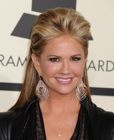 Nancy O'Dell attend The 57th Annual GRAMMY Awards - http://celebs-life.com/?p=83810