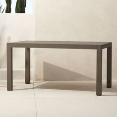 Shop matera dining table.   Jonas Wahlström's outdoor table is a minimalist feast for the design eye.