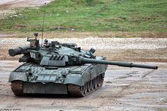 T-80U Russia