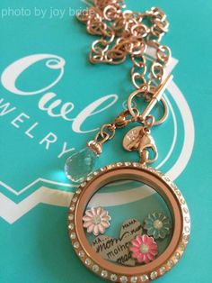 Origami Owl Spring collection! Perfect Mother's Day personalized gift. -- Questions? Orders? adly.origamiowl.com