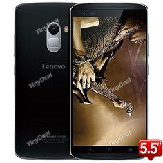 "LENOVO X3 LITE 5.5\"" FHD MTK6753 Octa-core 64-bit Android 5.1 4G LTE Phone 13MP CAM 2GB RAM Touch ID 3400mAh P05-LEX3"