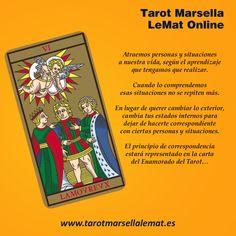 El principio de Correspondencia, reflejado en el #Tarot ➜bit.ly/Aprende-Tarot