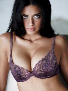 adriana-lima-lingerie - Live lusciously with LUSCIOUS | www.myLusciousLife.com pretty bra