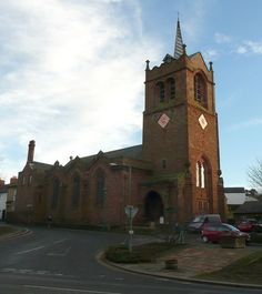 St Martin's Church Brampton
