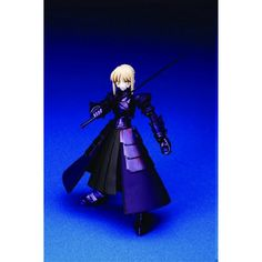 Revoltech: Fate/Stay Night Saber Alter Action Figure * Be sure to check out this awesome product. (This is an affiliate link) #Hobbies