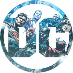DC Logo for Justice League by piebytwo - Visit to grab an amazing super hero shirt now on sale!