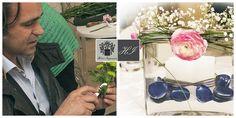 I nostri corsi di wedding floral design....