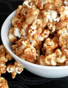 Peanut Butter Caramel Popcorn Recipe....hmmmm — Eat Well 101