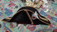Sombrero hecho para disfraz de soldado del ejército de Napoleón