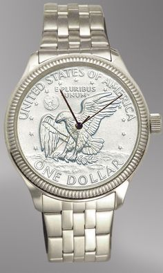 Apollo Landing Uncirculated Coin Watch