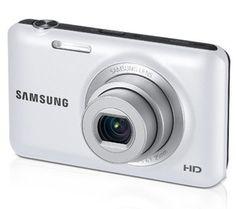 Die Kompaktkamera Samsung ES95 besitzt einen 16 Megapixel Sensor und ein 25 mm-Weitwinkeloptik