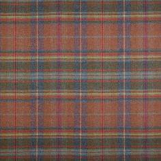 Ralph Lauren Thirlestone Plaid Woodland Fabric