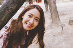 160422 'Deoksugung Stonewall Walkway' music video Backstage photos SNSD Yoona