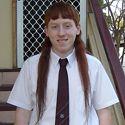 Ginger Mullet!!