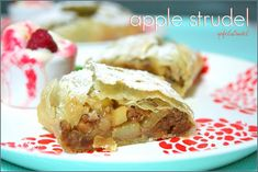 Food and Cook by trotamundos » STRUDEL DE MANZANA (Apple Strudel – The Daring Bakers)