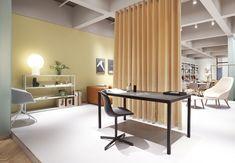 HAY retail store in Shanghai, China by Studio David Thulstrup, Photo Courtesy of HAY. Herringbone Wooden Floors, Wooden Flooring, Copenhagen Apartment, Retail Concepts, 2017 Design, Home Studio, Danish Design, Retail Design, House