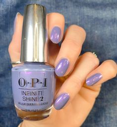 """Mi piace"": 168, commenti: 4 - Brandi 💁🏻💋💅🏻 (@livwithbiv) su Instagram: ""✨N E W✨ from the @opi Infinite Shine Neo-Pearl Collection, this is 'Love or Lust-Er?' Loving this…"""