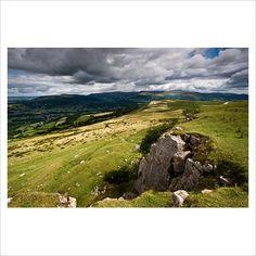 Llangynidr Moors in Wales