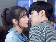 Korean Couple, Best Couple, Ulzzang Couple, Ulzzang Girl, Drama Korea, Korean Drama, Asian Actors, Korean Actors, Live Action